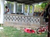 Baluster Installation