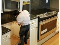 Appliance Installation and Repairs