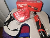 NEW Milwaukee M12 3/8 Ratchet with battery and charger