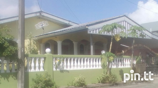 Cunupia Home with 4 bedrooms-2