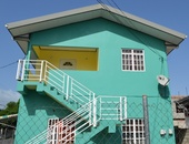Tunapuna 2 Bed 2 Bath Apartment Electricity Included