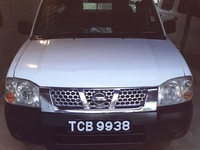 Nissan Frontier, 2007, TCB
