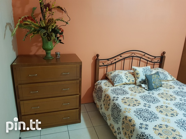 Fully Air Conditioned 2 Bedroom Apartment in Couva-5