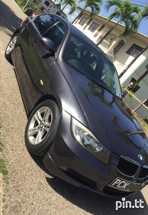 BMW 3-Series, 2010, PCK-2