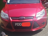 Ford Focus, 2014, PDD