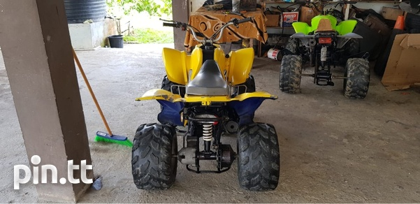 Atv 125cc, 3speed semi automatic with reverse-5