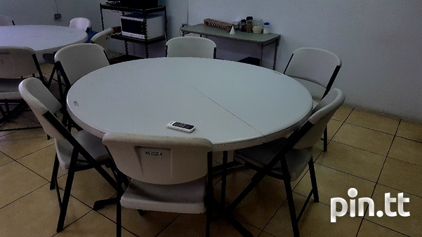 Table plus 6 Chairs Set-1