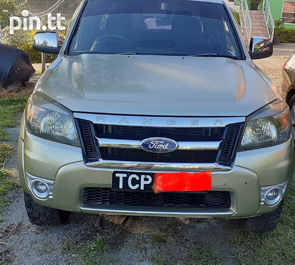 Ford Ranger, 2010, TCP-4