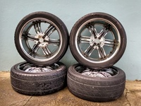 Navara Rims and Tyres