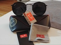 Round Metal Style Ray Ban
