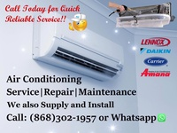 Air Condition Service and Installation