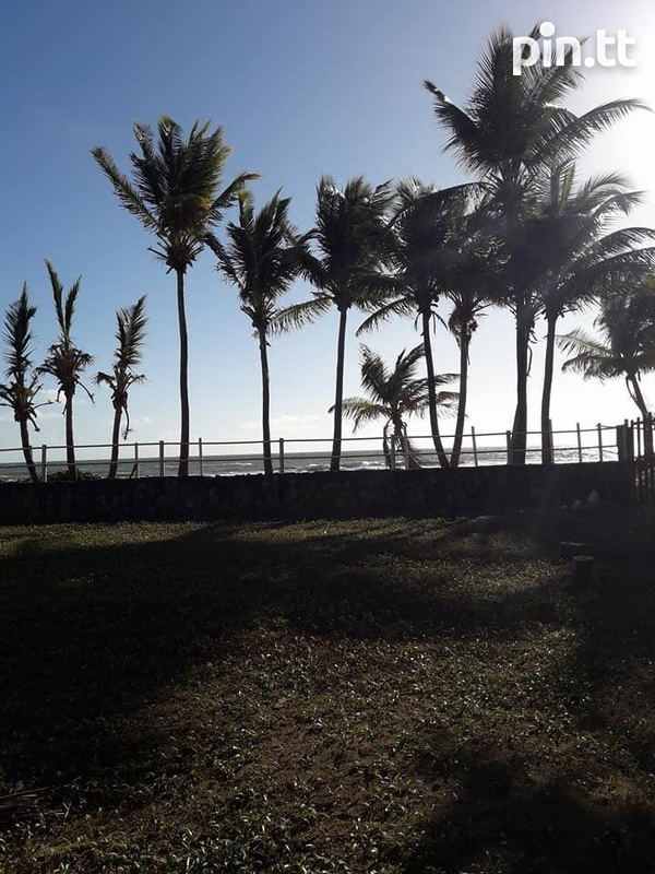 Mayaro beach front house-1