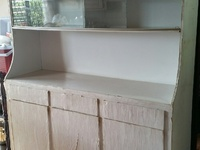 Large kitchen cupboard