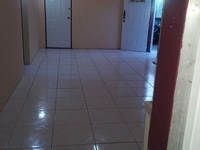 Caroni unfurnished 2 bedroom apartment