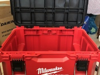 Milwaukee Packout tool kit with cordless tools
