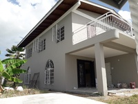 COUVA, Roystonia Gardens. 2-storey with swimming pool.
