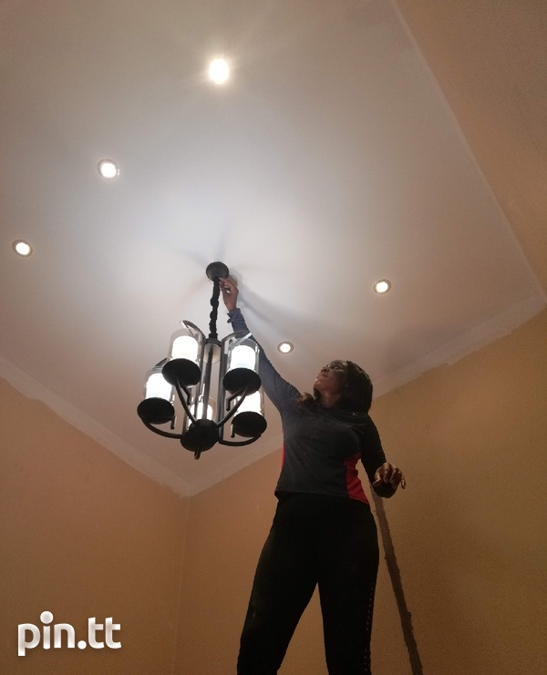 Experienced Female Electrician-4