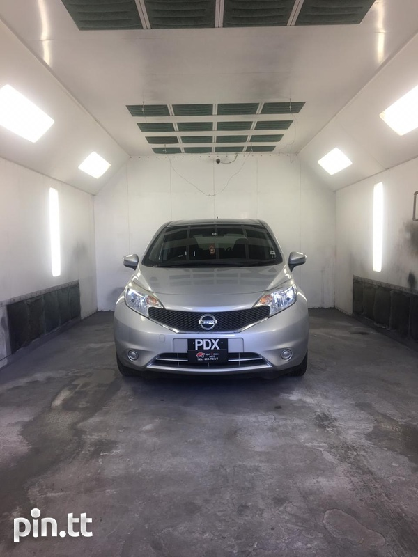 Nissan Note, 2015, PDX-5