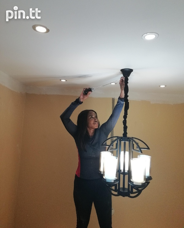 Experienced Female Electrician-1