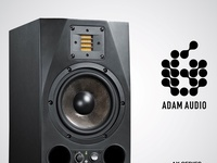 ADAM Professional Studio Monitors.