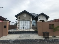 Debe 3 bedroom semi furnished home