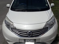 Nissan Note, 2013, PDR