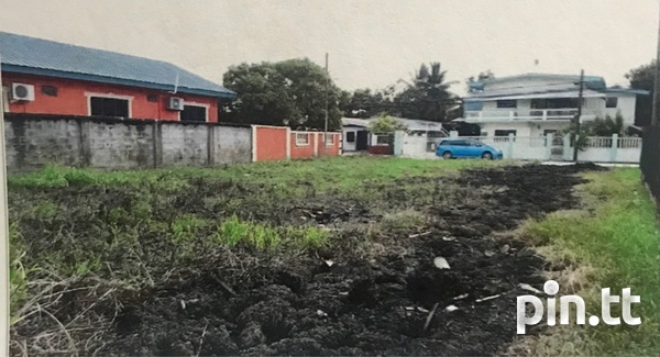 Freehold Land Couva-2