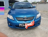 Toyota Corolla, 2010, PCL