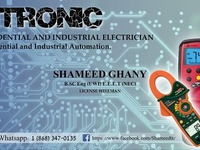 Electrician Licenced
