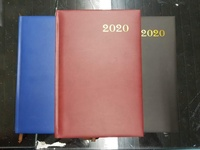 2020 Diaries, Calendars and Keychain token