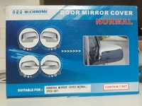 Tiida chrome door mirror cover