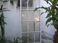 Steel French Window