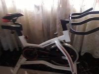 Land Ranger Spin Bike Like New