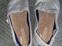 Grey Toms for Women
