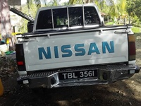 Nissan Frontier, 2001, TBL