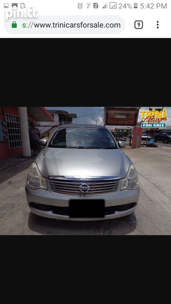 Nissan Sylphy, 2006, PCT-2