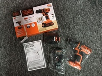 NEW Black and Decker Drill/Driver