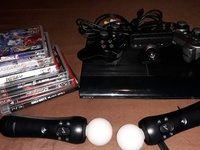 PS3 250GB Console and Accessories