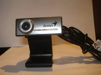 Genius Portable webcam Windows 7 and any Android devices 4.1 and up