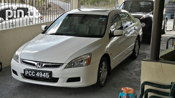 Honda Accord, 2007, PCC-1