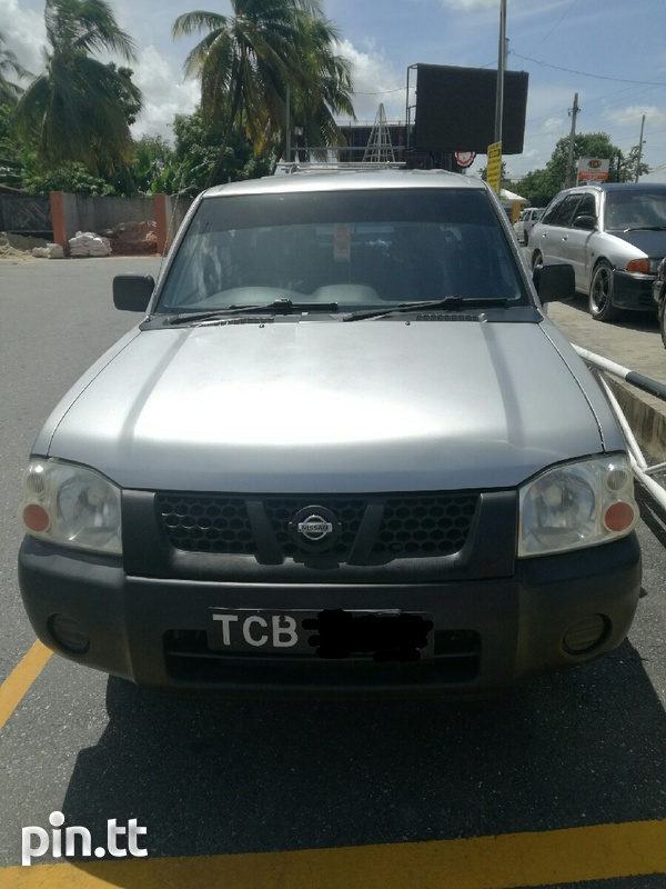 Nissan Frontier, 2006, TCB-1