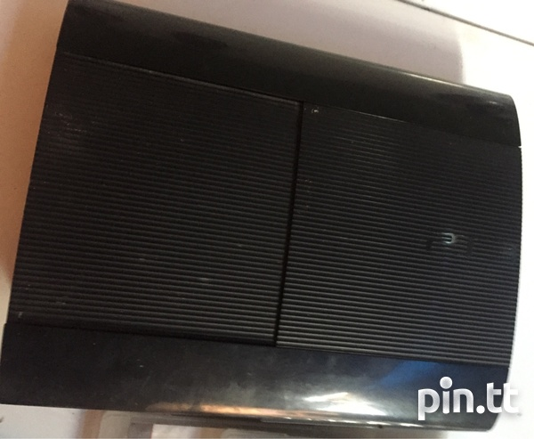 PS3 console and games-3