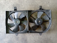 Nissan 2Pin Fan and Frame Complete