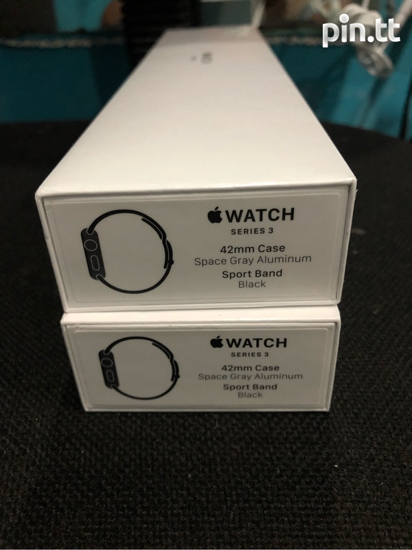 NEW Apple watches Series 3 42mm-1