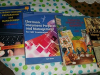 Used Secondary School Text books
