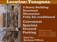 Tunapuna Commercial Building