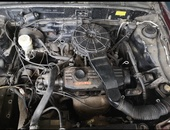 4G15 ENGINE AND TRANSMISSION AND OTHER C62 MIRAGE PARTS