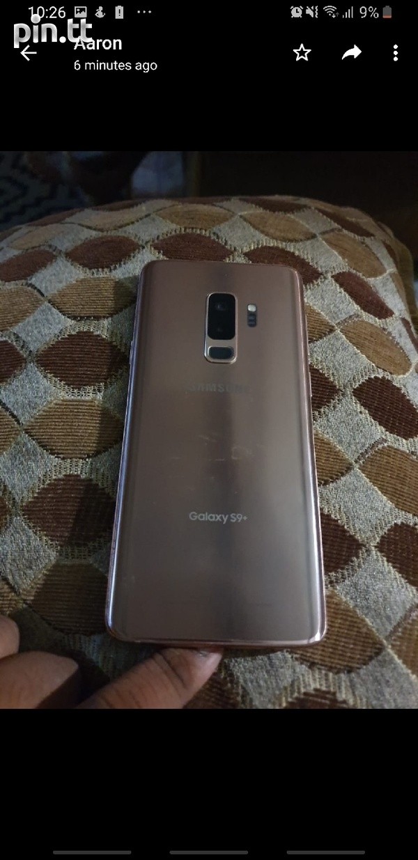 Samsung S9+ for trade with Note 9-3