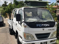 Foton Forland - Double Cab Truck