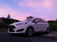 Ford Fiesta, 2014, PDE
